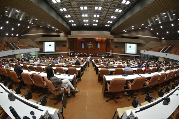 cuba, asamblea nacional, parlamento cubano