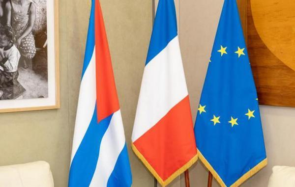 cuba, francia, solidaridad con cuba, bloqueo de eeuu a cuba