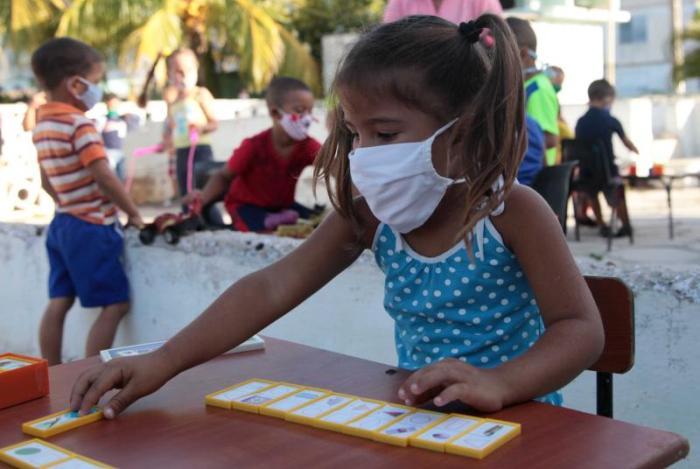 cuba, edad pediatrica, vacuna contra la covid-19, instituto finlay de vacuna, niños, cecmed