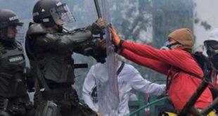 colombia, manifestaciones, derechos humanos, violencia, protestas, ivan duque