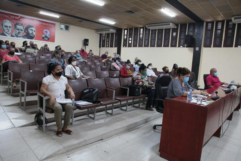 sancti spiritus, diputados cubanos, asamblea nacional del poder popular, ley del proceso penal