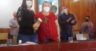 cabaiguan, comite municipal del partido, deivy perez martin, partido comunista de cuba