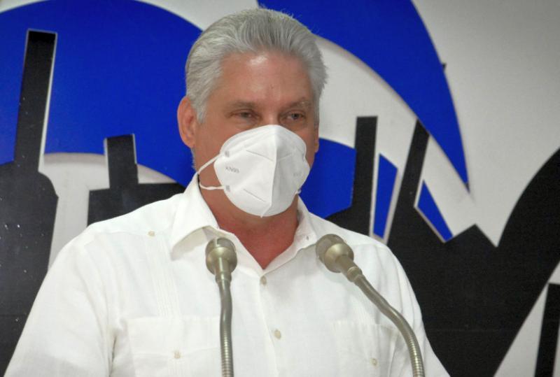 camagüey, congreso del partido comunista de cuba, VIII congreso del pcc, miguel diaz-canel