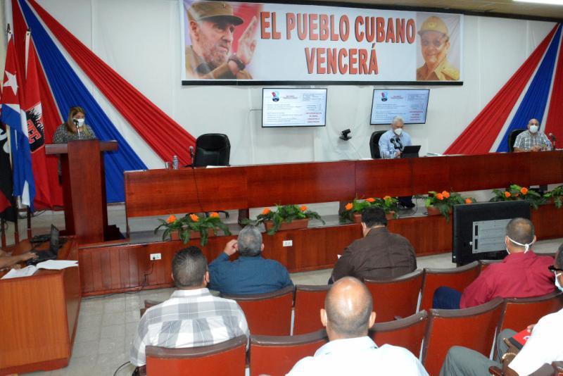 sancti spiritus, congreso del partido comunista de cuba, miguel diaz-canel, VIII congreso del pcc