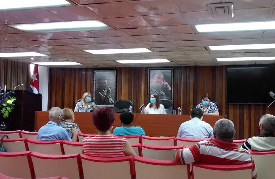 sancti spiritus, asamblea nacional del poder popular, diputados cubanos