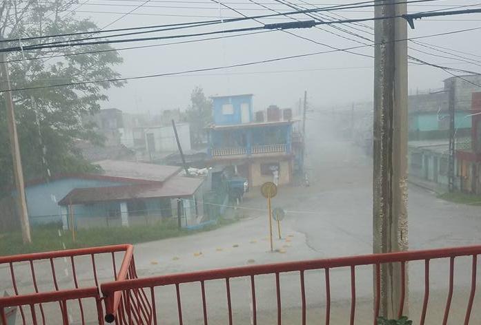 sancti spiritus, centro meteorologico provincial, lluvias en sancti spiritus, lluvias