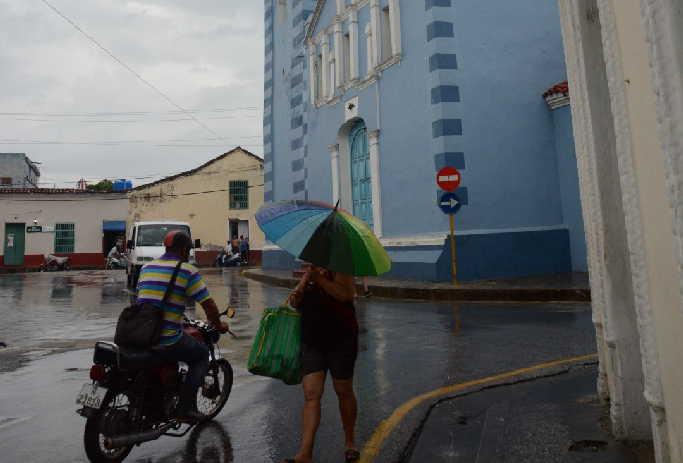 sancti spiritus, lluvias, insmet, meteorologia, centro meteorologico provincial