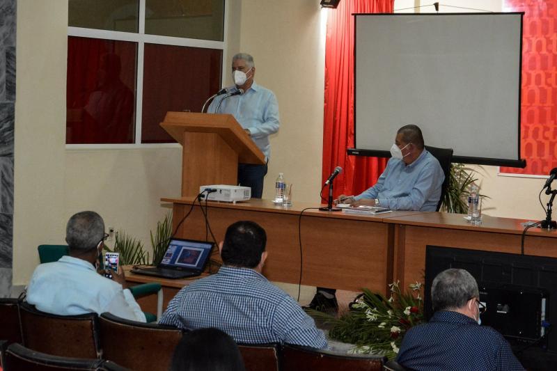 cuba, las tunas, partido comunista de cuba, VIII congreso del pcc, miguel diaz-canel
