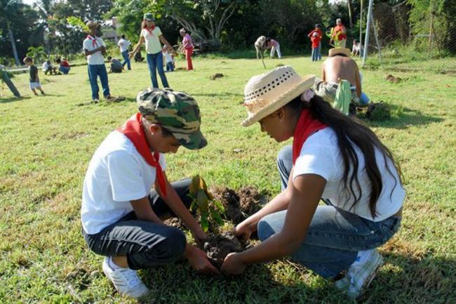 La provincia será el escenario de intervención de un proyecto en favor del cuidado del medio ambiente. (Foto: Radio Guamá)