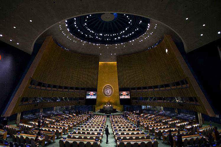 Este miércoles la comunidad internacional votará nuevamente contra el bloqueo de Washington a Cuba. (Foto: PL)