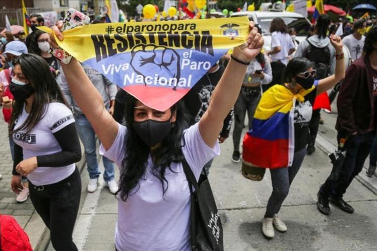 colombia, paro, manifestaciones, muertes, protestas, ivan duque