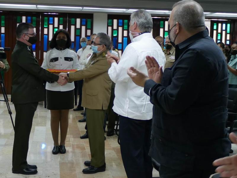 cuba, minint, ministerio del interior