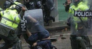 colombia, represion, violencia, manifestaciones, muertes, ivan duque