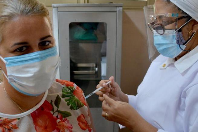 cuba, soberana 02, instituto finlay de vacunas, vacuna contra la covid-19