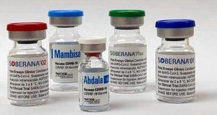 cuba, vacunas, vacuna contra l covid-19, covid-19, abdala, soberana 02