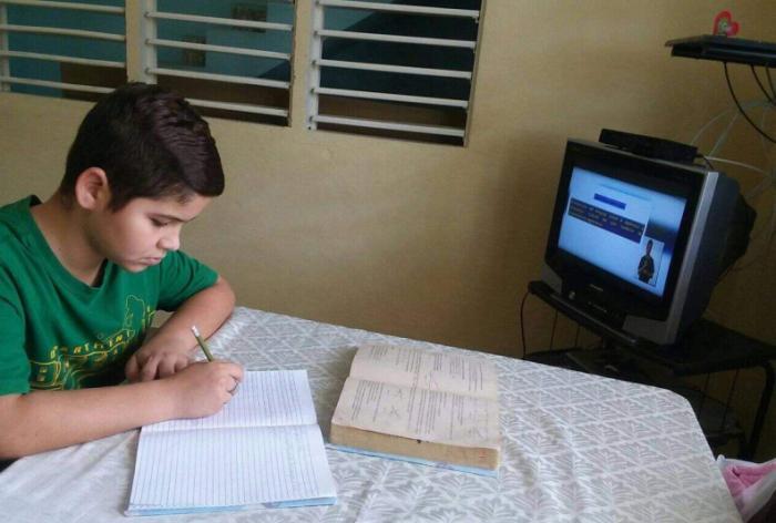 cuba, teleclases, curso escolar 2020-2021, educacion, television cubana