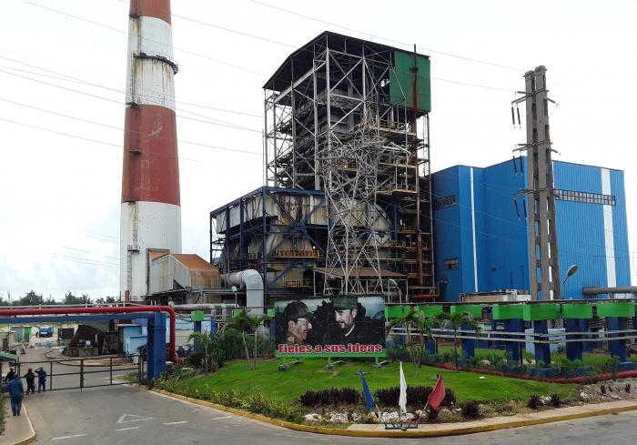 cuba, termoelectrica, generacion electrica, electricidad, ahorro energetico, sistema electroenergetico nacional
