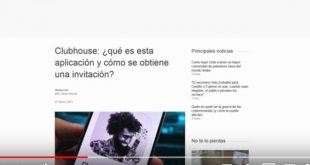 internet, redes sociales, Clubhouse, visiones