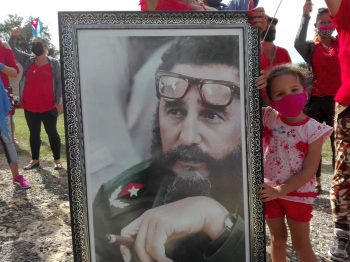 sancti spiritus, fidel castro, #fidelporsiempre, revolucion cubana, jovenes, union de jovenes comunistas