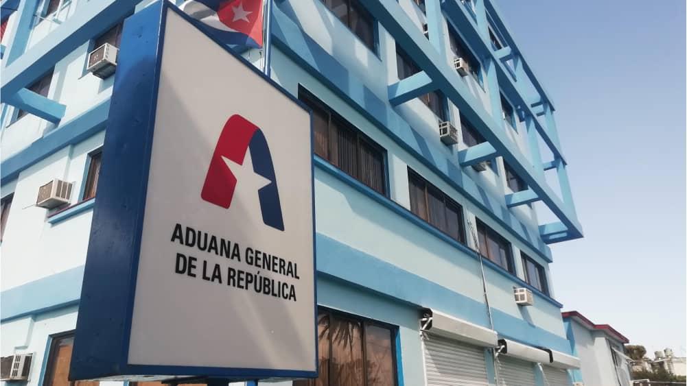 Esta medida de la Aduana General de la República empezará a ejecutarse el próximo 19 de julio y se extenderá hasta el 31 de diciembre de 2021.