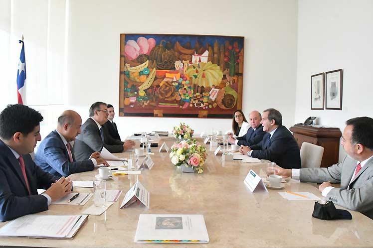 El encuentro precede la realización de la XXI reunión de Ministros de Relaciones Exteriores de la Celac. (Foto: PL)