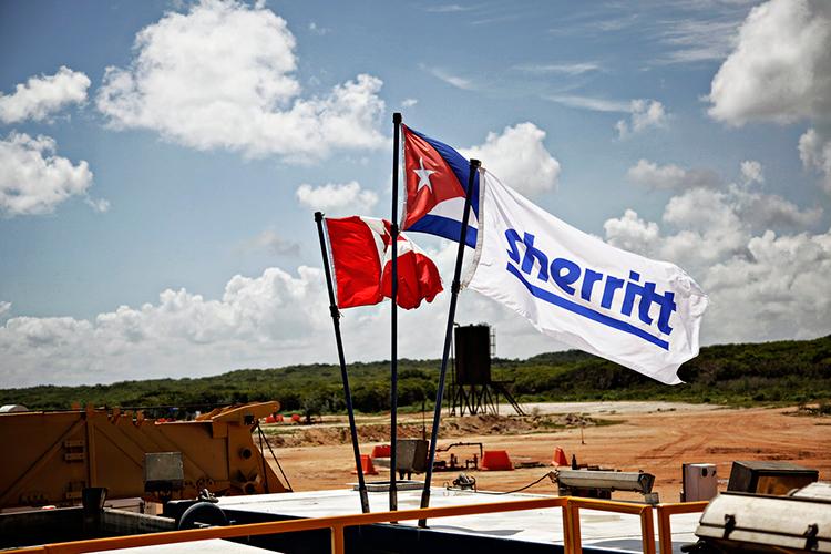 Sherritt tiene en la isla una empresa mixta con el Estado desde 1995 para explotar yacimientos y otras inversiones en el sector energético.