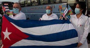 cuba, azerbaiyan, covid-19, contingente henry reeve, coronavirus, medicos cubanos