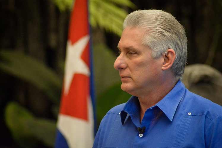 '¿Será falta de valor o sumisión?', cuestionó el jefe de Estado de la nación caribeña. (Foto: PL)