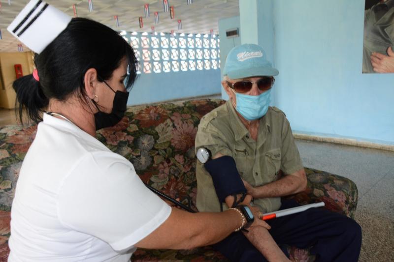 sancti spiritus, salud publica, hogar de ncianos provincial, covid-19, coronavirus, ancianos