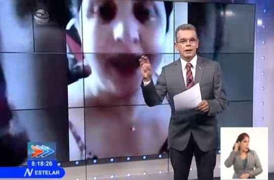 El Noticiero Nacional de Televisión desmintió un grupo de noticias falsas de las que se utilizan en redes sociales contra Cuba.