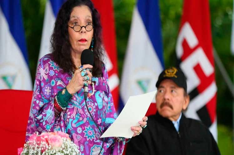 La vicepresidenta Rosario Murillo confirmó la llegada la isla en los próximos días del mencionado apoyo. (Foto: PL)