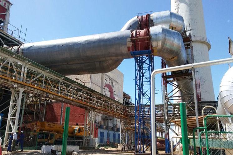 Felton debe aportar más de 160 megawatts de potencia al Sistema Electroenergético Nacional. (Foto: PL)