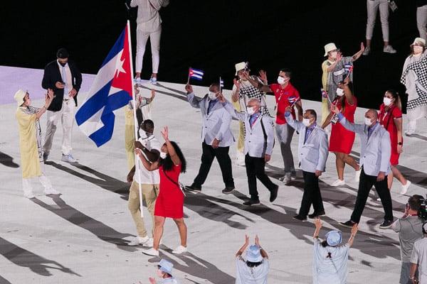 Cuba asiste con una de las delegaciones más reducidas de su historia. (Foto: Roberto Morejón)