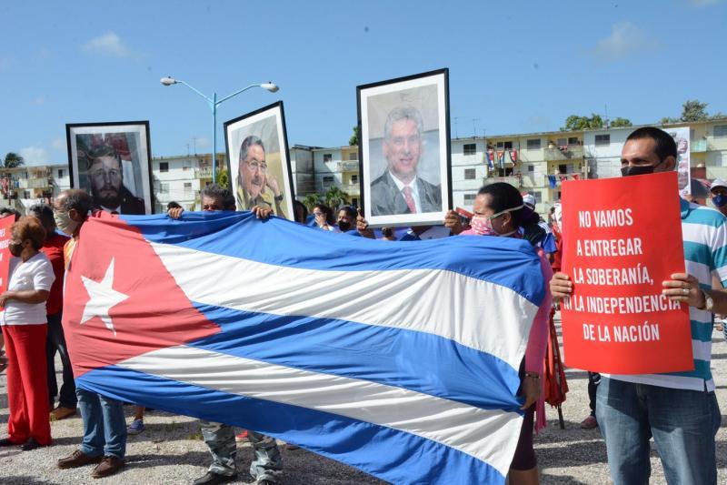 sancti spiritus, la sierpe, campañas mediaticas, subversion contra cuba, guerra no convencional, mafia nticubana, miguel diaz-canel, revolucion cubana