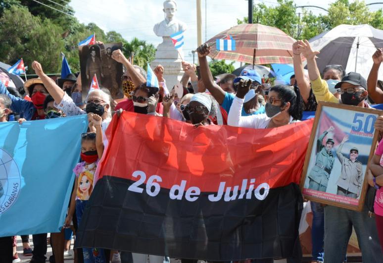 sancti spiritus, jatibonico, campañas mediaticas, subversion contra cuba, guerra no convencional, mafia nticubana, miguel diaz-canel, revolucion cubana