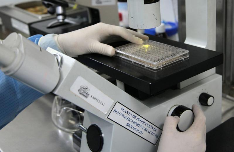 sancti spiritus, cigb, centro de ingenieria genetica y biotecnologia, covid-19, coronavirus, salud publica