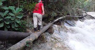 trinidad, abasto de agua, san juan de letran, recuros hidraulicos, acueducto, els, tormenta tropical elsa