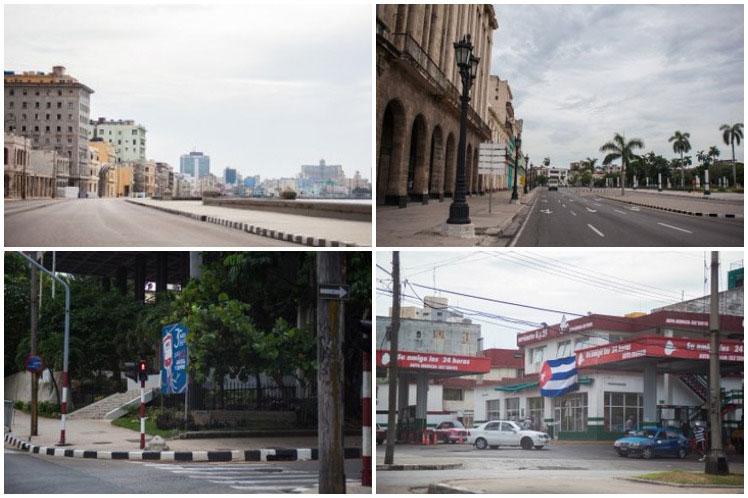 Mientras las redes se tiñen de supuestos disturbios, las calles de Cuba permanenecen en calma. (Foto: PL)