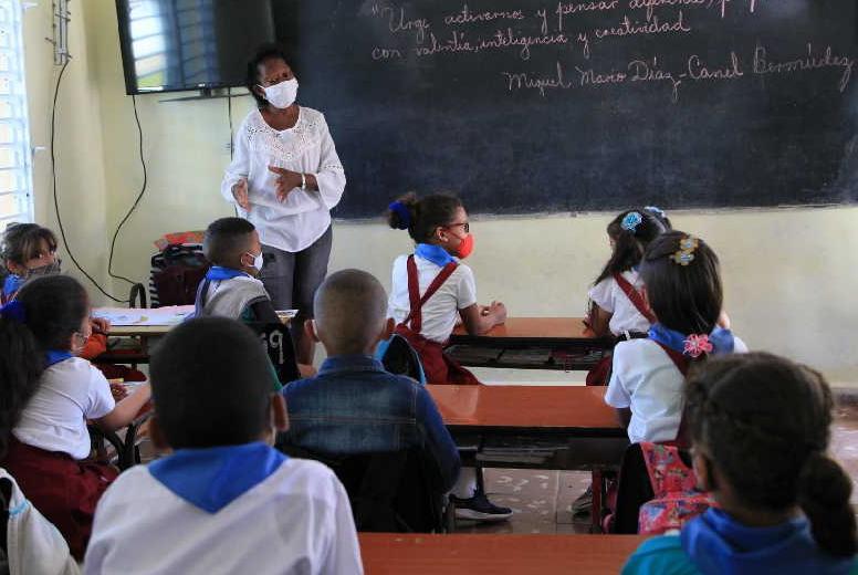 sancti spiritus, curso escolar, educacion, covid-19, coronavirus, mined