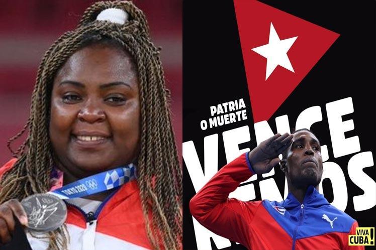 cuba, miguel diaz-canel, atletas cubanos, olimpiadas, juegos olimpicos tokio 2020