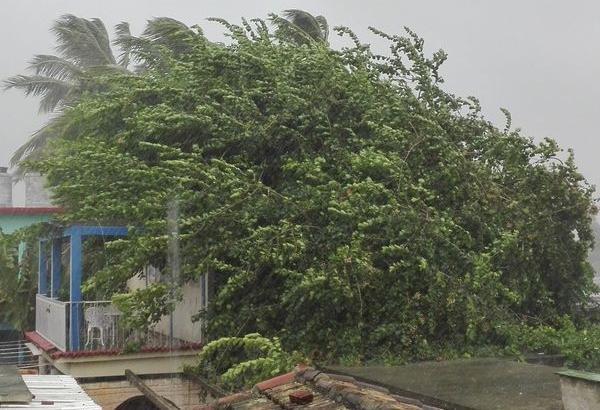 sancti spiritus, trinidad, fomento, cabaiguan, elsa, tormenta tropical elsa, lluvias en sancti spiritus, ciclones, desastres naturales, huracanes