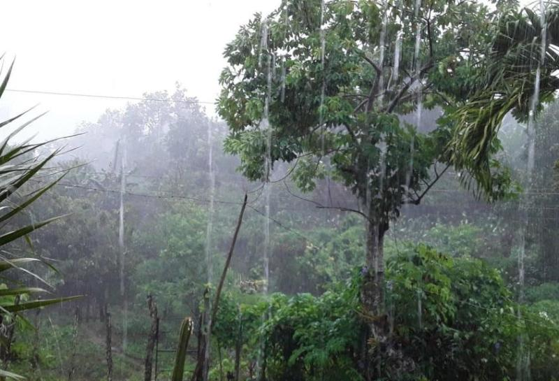 sancti spiritus, lluvias en sancti spiritus, elsa, tromenta tropical elsa, meteorologia, centro meteorologico provincial