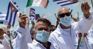 cuba, contingente henry reeve, medicos cubanos, covid-19, coronavirus, panama, mexico