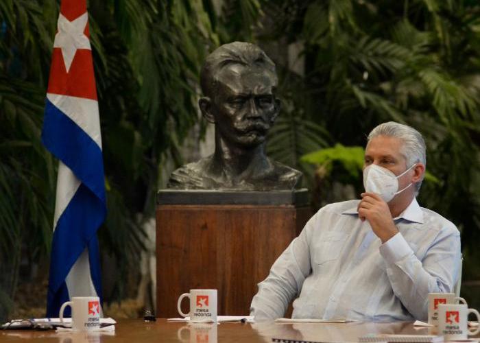 cuba, mesa redonda, relaciones cuba-estados unidos, bloqueo de eeuu cuba, subversion contr cuba, redes sociales, mafia anticubana, vacuna contra la covid-19, economia cubana