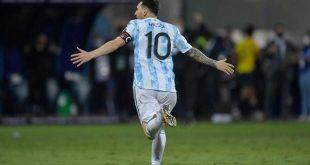 argentina, lioenel messi, copa america de futbol, futbol