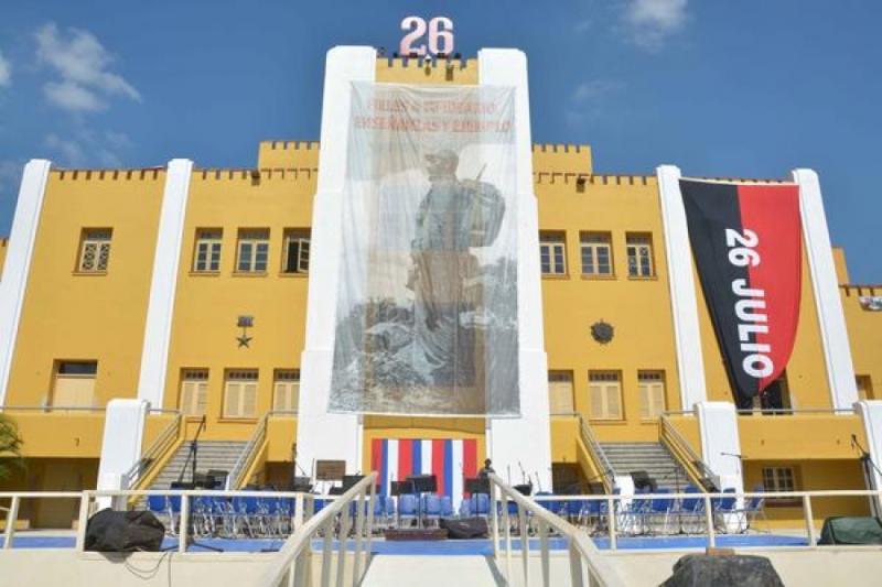 cuba, fidel castro, revolucion cubana, 26 de julio, aslto al cuartel moncada