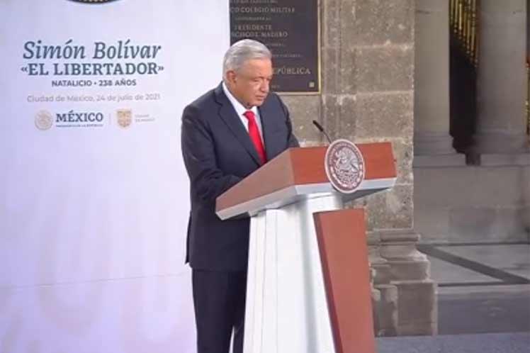 Cuba es la nueva Numancia por su ejemplo de resistencia, aseguró López Obrador. (Foto: PL)