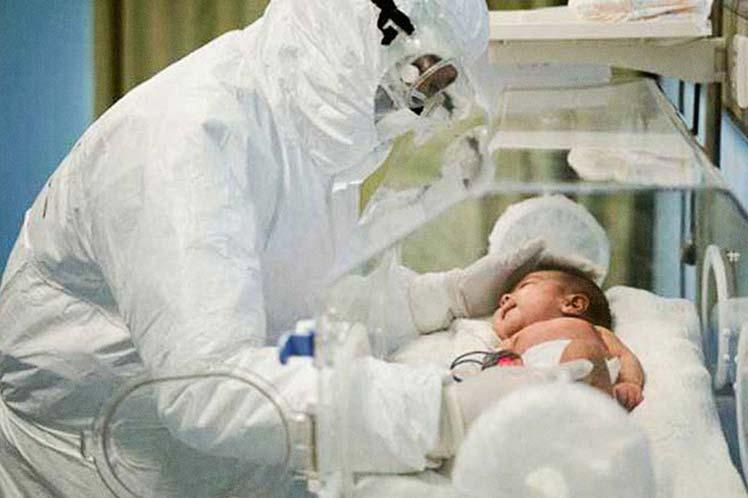 En el actual pico de la enfermedad se detectaron complicaciones como encefalitis y neumonía en pacientes pediátricos. (Foto: PL)