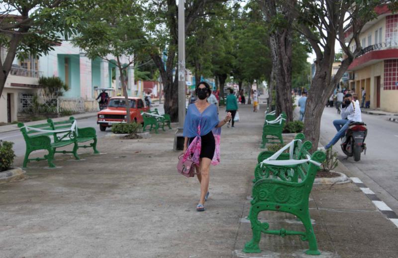 El municipio cabecera provincial mantiene el mayor número de contagiados. (Foto: Oscar Alfonso)