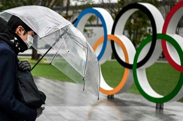 Las lluvias obligaron a suspender el programa del martes en las pruebas de tiro con arco y remo, además de aplazar las finales de surf. (Foto: PL)